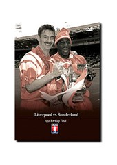 FA Cup Final 1992 DVD - Liverpool vs Sunderland