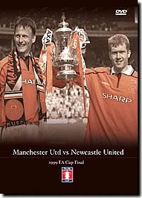 1999 FA Cup Final - Man Utd v