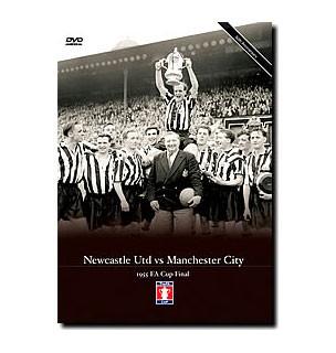 1955 FA Cup Final - Newcastle