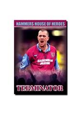 WEST HAM - HAMMERS HOUSE OF HEROES JULIAN DICKS DVD