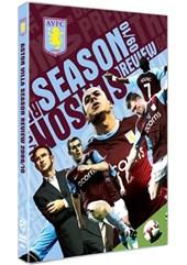 Aston Villa 2009/10 Season Review (DVD)