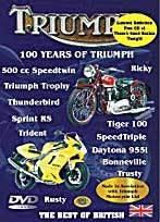 100 Years of Triumph DVD