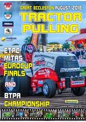 BTPA & Mitas Euro Finals Tractor Pulling 2018 Great Eccleston August DVD
