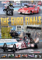FIA FIM Euro Finals at Santa Pod 2018 DVD