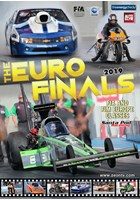 FIA FIM Euro Finals at Santa Pod 2019 DVD