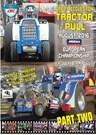 European Tractor Pulling Championships 2016 Great Eccleston Part 2 DVD