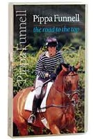 Pippa Funnell Road to the Top VHS