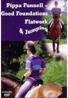 Pippa Funnell Good Foundations ( 2 Disc) DVD