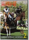 Hall of Fame Great Event Horses 2 DVD
