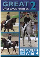 Hall of Fame Great Dressage Horses 2 DVD