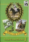 Hall of Fame Great Event Horses DVD