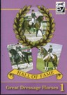 Hall of Fame Great Dressage Horses DVD