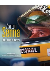 Ayrton Senna All his Races (HB)