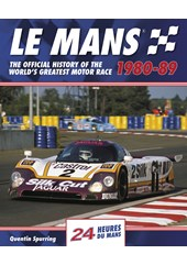 Le Mans the Official History 1980-89  (HB)