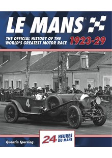 History of Le Mans 1923-29 (HB)