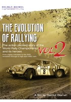 Evolution of Rallying 2 DVD