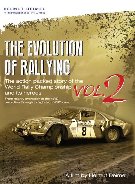 Evolution of Rallying 2 DVD