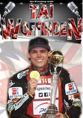 An Evening with Tai Woffinden DVD