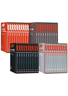 Formula 1 1980-2019 DVD Box Set Collection
