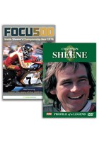Focus 500 DVD and Champion Sheene DVD Bundle