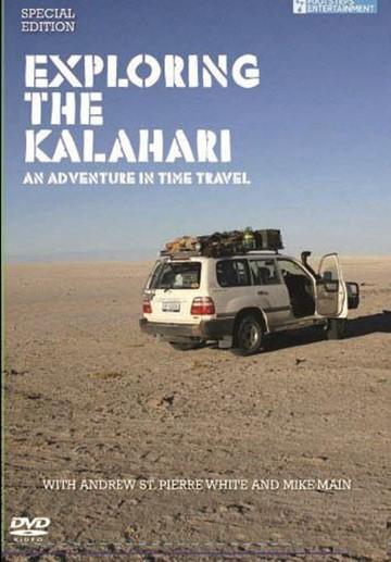 Exploring the Kalahari DVD - click to enlarge