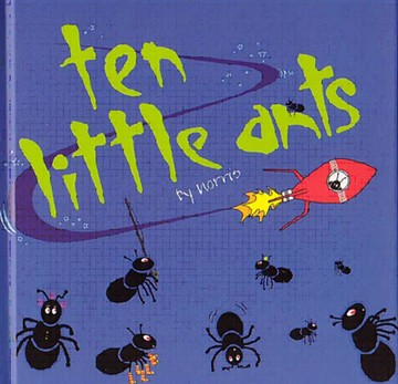 TEN LITTLE ANTS (HB) - click to enlarge