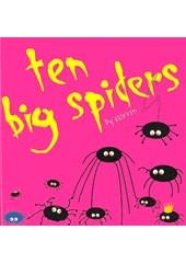 Ten Big Spiders (HB)