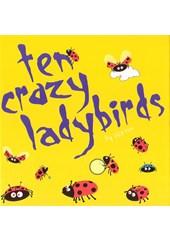 Ten Crazy Ladybirds (HB)