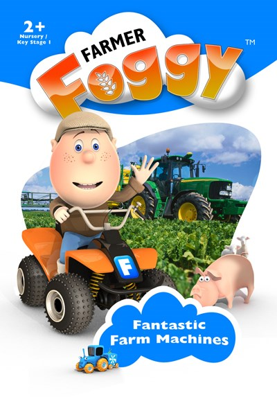 Farmer Foggy DVD