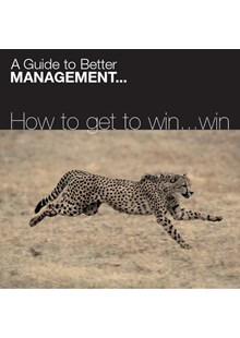 How to get to win - A guide to better management CD
