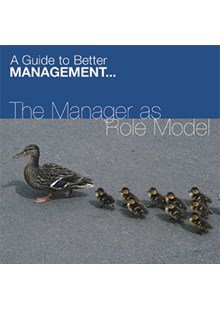 Manager as Role Model CD