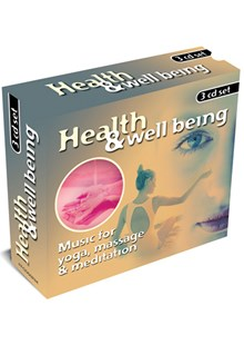 Health & Wellbeing - Yoga, Massage & Meditation 3CD Box Set