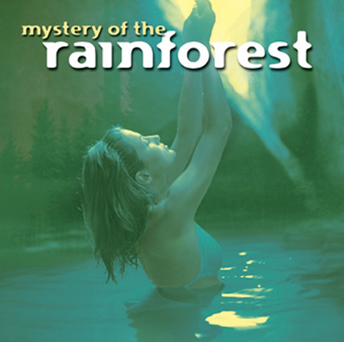 Mystery of the Rainforest CD