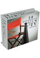 50 Favourite Film & TV Themes 3CD Box Set