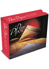 Pan Pipes - The Authentic Collection 3CD Box Set