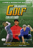 The Ultimate Golf Collection -Double DVD + Interactive Quiz