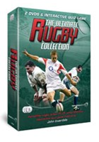 The Ultimate Rugby Collection (2 DVD& INTERACTIVE QUIZ)