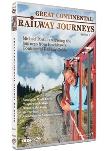 Great Continental Railway Journeys (2 Disc) DVD
