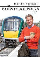 Great British Railway Journeys Series 4 (5 Disc) Set