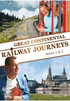 Great Continental Railway Journeys: Series 1 & 2 ( 4 Disc) Set