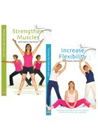Fitness for the Over 50s Strengthen Muscles + Increase Flexibility