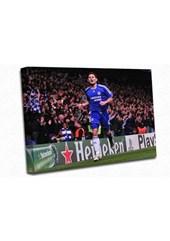Frank Lampard A0 Canvas Print