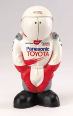 Panasonic Toyota 06 Pit Crew Figure