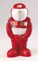 Scuderia Ferrari 06 Pit Crew Figure
