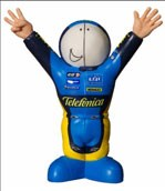 Celebration Renault 06 Pit Crew Figure