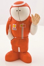 Ferrari 2007 Pit Crew Figure - click to enlarge