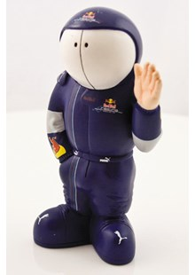 Red Bull 2007 Pit Crew Figure