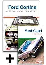Cortina Plus Capri DVD Offer