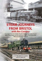 Steam Journeys from Bristol  DVD