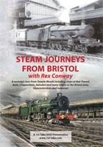 Steam Journeys from Bristol  DVD